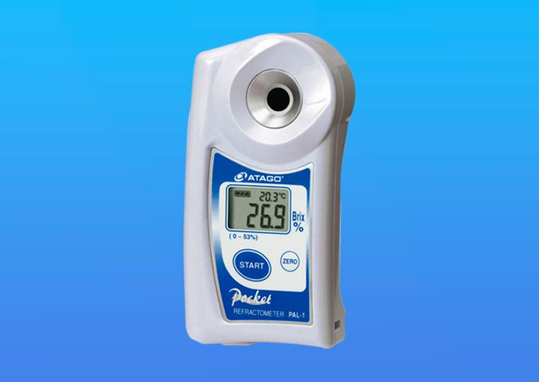 Refractómetro digital de bolsillo PAL